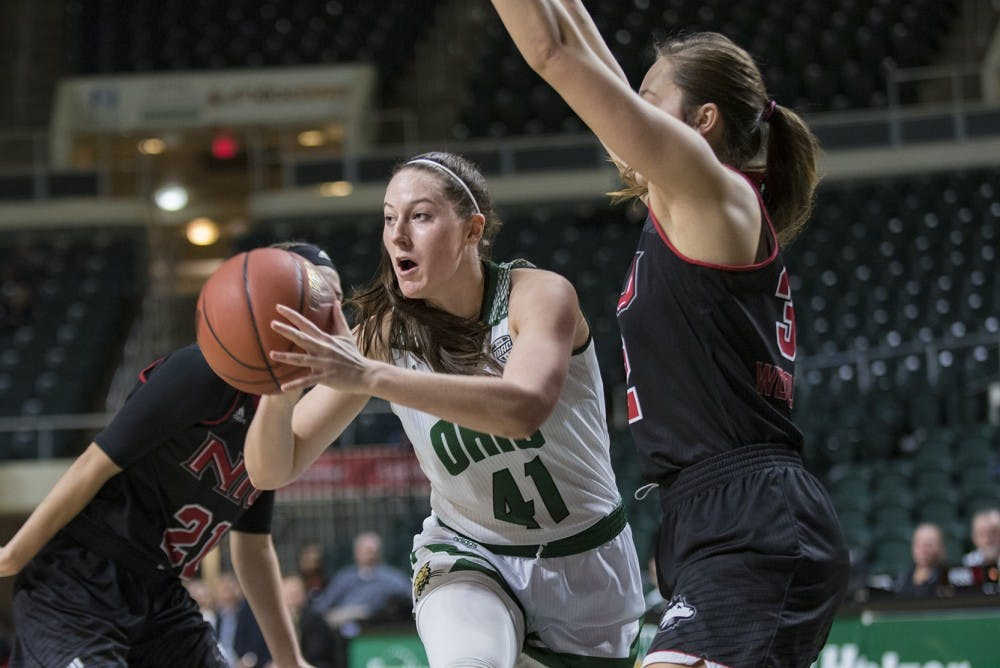 Women's Basketball: How Ohio has defended the biggest teams in the MAC