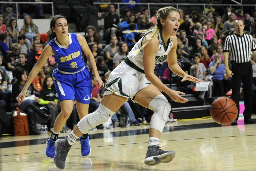 Women's Basketball: Ohio sets new steals record in 93-37 win over Notre Dame College