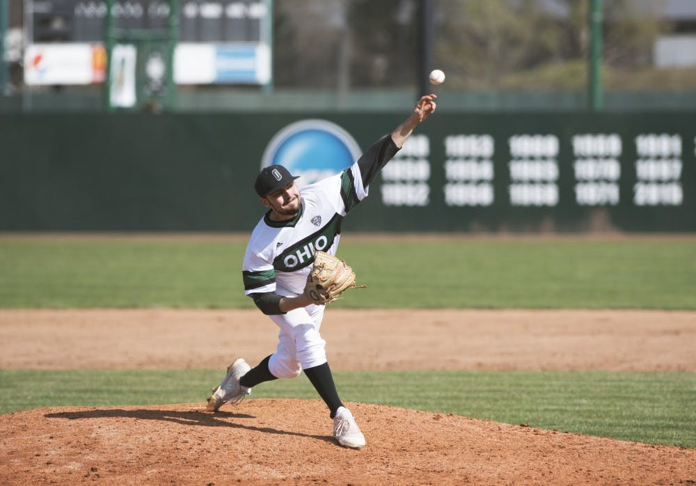 Baseball: Ohio defeats Northern Illinois 12-4 to win Sunday's series finale