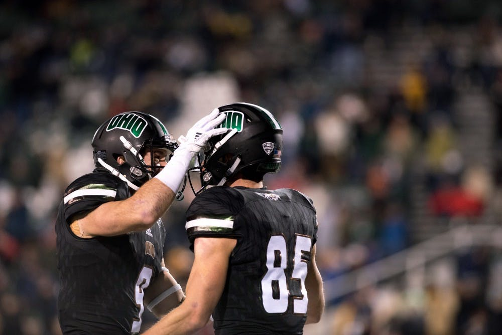 Football: Five things to know before Ohio faces Akron