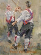 Morris Dancers | Peter Etril Snyder Online Gallery