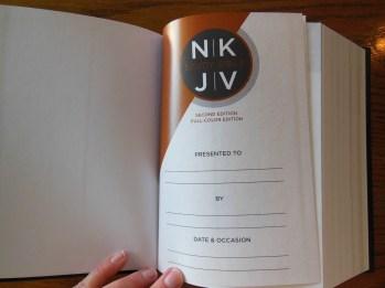 thomas nelson nkkv study bible hard cover 047