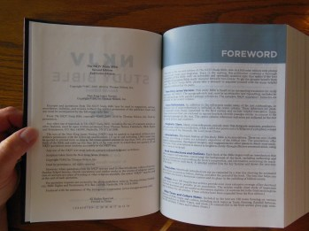 thomas nelson nkkv study bible hard cover 050