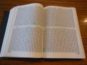 cambridge kjv, holman ministers kjv and funky lil kjv 124
