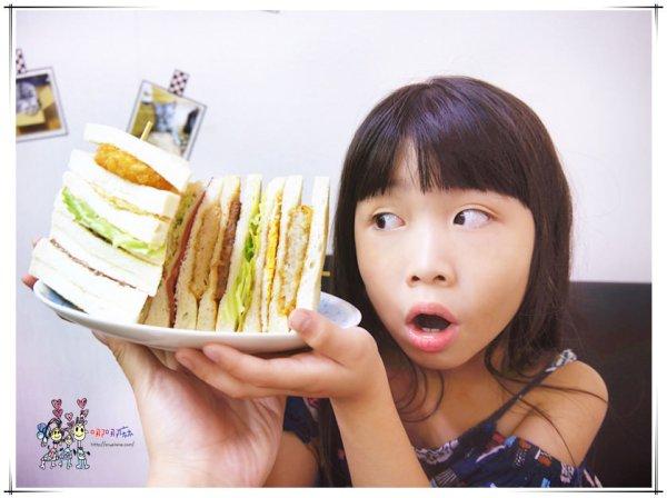 八德早餐,桃園美食,八德美食,早餐店,挑嘴貓,三明治,巨無霸,大食量,挑戰