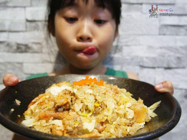 中原美食,桃園美食,炒飯,大份量,豐穀食堂,學生,平價美食,紹興炒飯