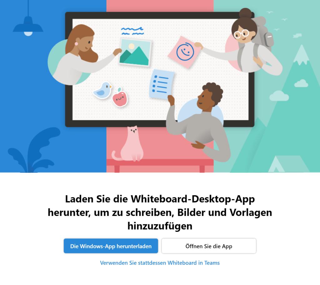 Whiteboard-Desktop-App