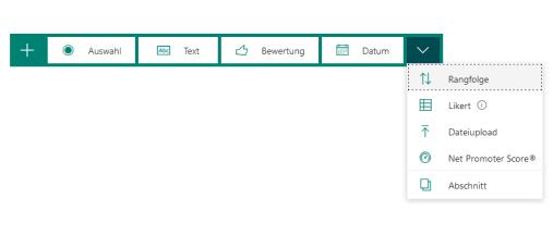 Online Umfragen und Quizes erstellen mit Forms