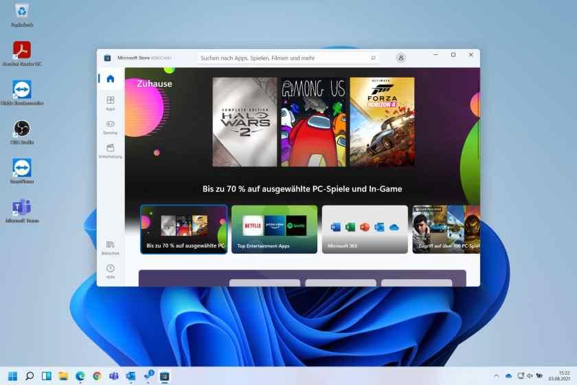 Der neue Windows Store