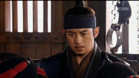 獄中花第12話 無言のユン・テウォン