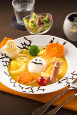 お家で ハロウィン パーティー お料理レシピ 簡単 美味しい かぼちゃ
