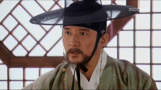 獄中花第14話 問い詰めるユン・ウォニョン