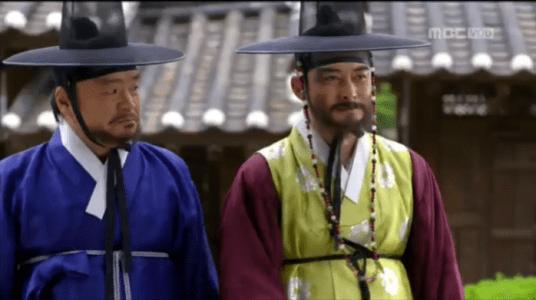 獄中花第16話 チョン・ウチとチョン・マッケ