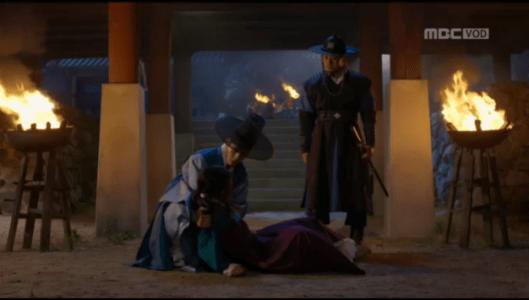 獄中花(オクチュンファ)第22話 倒れるオンニョ