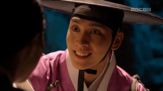 獄中花(オクチュンファ)第24話 喜ぶソン・ジホン