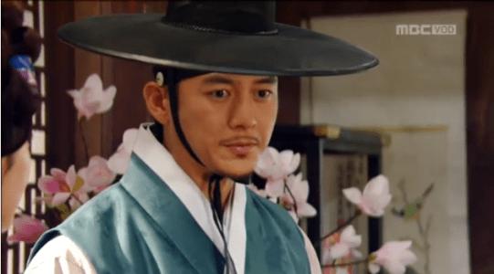獄中花(オクチュンファ)第24話 指示するユン・テウォン