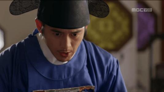 獄中花(オクチュンファ)第26話 答えるユン・テウォン