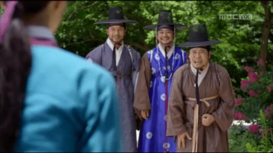 獄中花(オクチュンファ)第25話 チ・チョンドゥクと再会するオンニョ