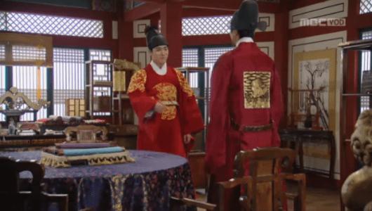 獄中花(オクチュンファ)第28話 明宗を訪ねる徳興君
