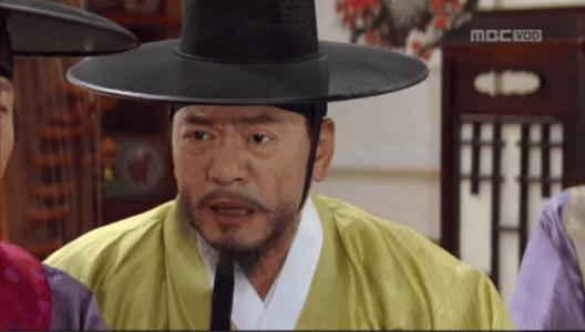 獄中花(オクチュンファ)第28話 反論するコン・ジェミョン
