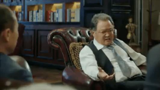 町の弁護士チョ・ドゥルホ第15話 チャン・シヌを呼び出すチョン会長