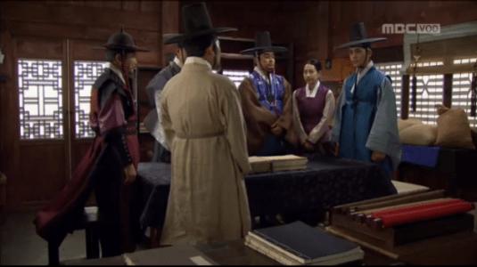 獄中花(オクチュンファ)第27話 ソン・ジホンを紹介する