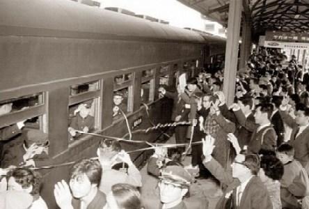 朝ドラ「ひよっこ」第1週~第4週 集団就職列車