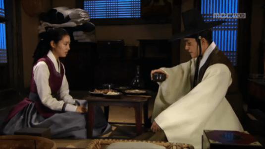 獄中花(オクチュンファ)第32話 オンニョと明宗