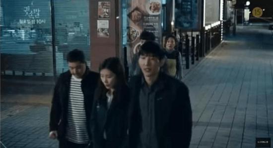 韓国ドラマ「耳打ち(ささやき)」第3話 連行されるシン・ヨンジュ
