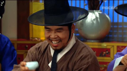 獄中花(オクチュンファ)第35話 笑うチ・チョンドゥク
