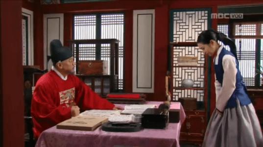 獄中花(オクチュンファ)第37話 昭格署に行くオンニョ