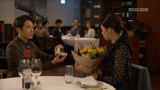 吹けよ、ミプン第21話 プロポーズされるキム・ミプン