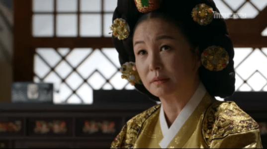獄中花(オクチュンファ)第36話 考える文定王后