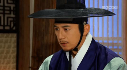 獄中花(オクチュンファ)第33話 忠告するユン・テウォン