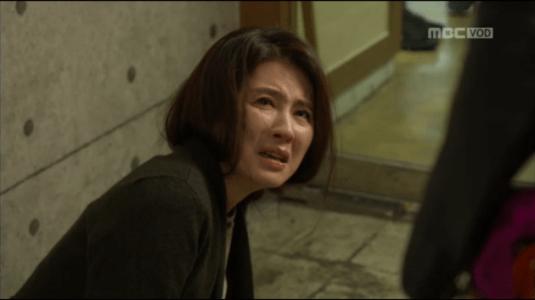 吹けよ、ミプン第21話 尋ねるチュ・ヨンエ