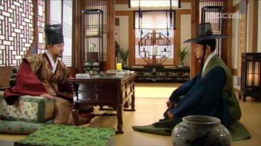 獄中花(オクチュンファ)第38話 話すユン・ウォニョン