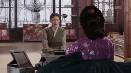 獄中花(オクチュンファ)第41話 昔を思い出すチョン・ナンジョン
