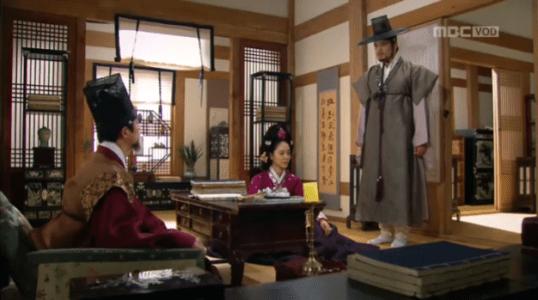 獄中花(オクチュンファ)第39話 キ・チュンスがやって来る
