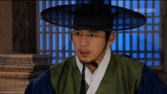 獄中花(オクチュンファ)第38話 尋ねるユン・テウォン