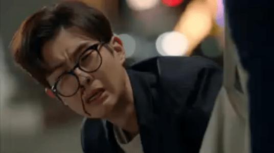 韓国ドラマ「サムマイウェイ」3話 殴られるパク・ムビン