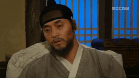 獄中花(オクチュンファ)第39話 尋ねるイ・ミョンホン