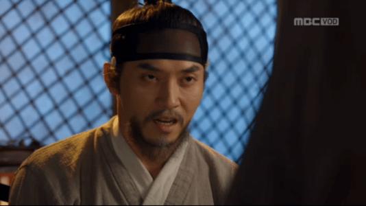 獄中花(オクチュンファ)第46話 話さないイ・ミョンホン
