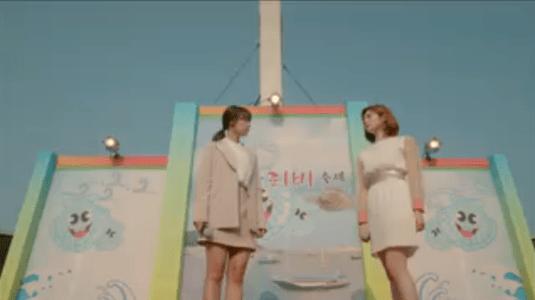 韓国ドラマ「サム、マイウェイ」10話 舞台に上がるパク・ヘラン