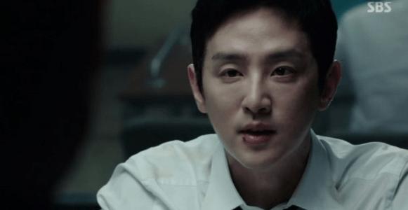 韓国ドラマ「耳打ち(ささやき)」第16話 答えるカン・ジョンイル