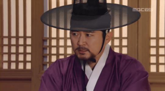 獄中花(オクチュンファ)第47話 簡単ではないと言うカン・ソノ