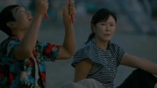 韓国ドラマ「サム、マイウェイ」11話 花火で遊ぶファン・ジャンホ