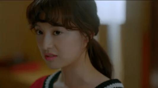 韓国ドラマ「サム、マイウェイ」7話 ガッカリするチェ・エラ
