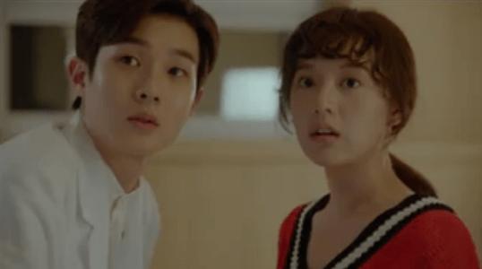 韓国ドラマ「サムマイウェイ」6話 驚くチェ・エラ