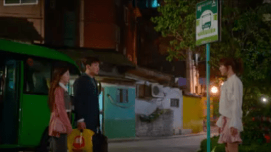 韓国ドラマ「サム、マイウェイ」9話 バッタリ会うチャン・イェジン