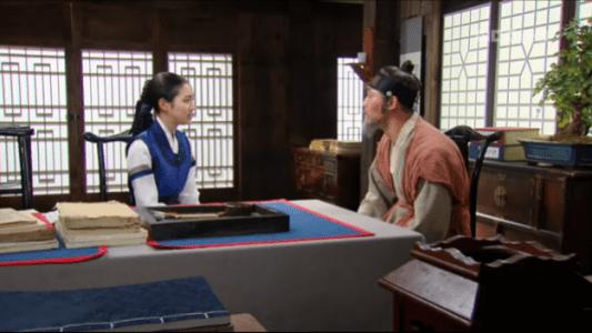 獄中花(オクチュンファ)第48話 希望を抱くイ・ミョンホン
